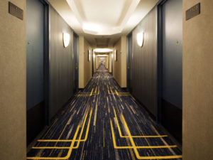 Hilton Hotel, Newark Airport - USA