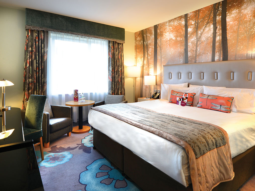 Crowne Plaza Dublin Airport - 3rd Floor King Room