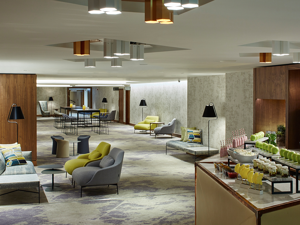 Ulster Carpets and London Heathrow Marriott