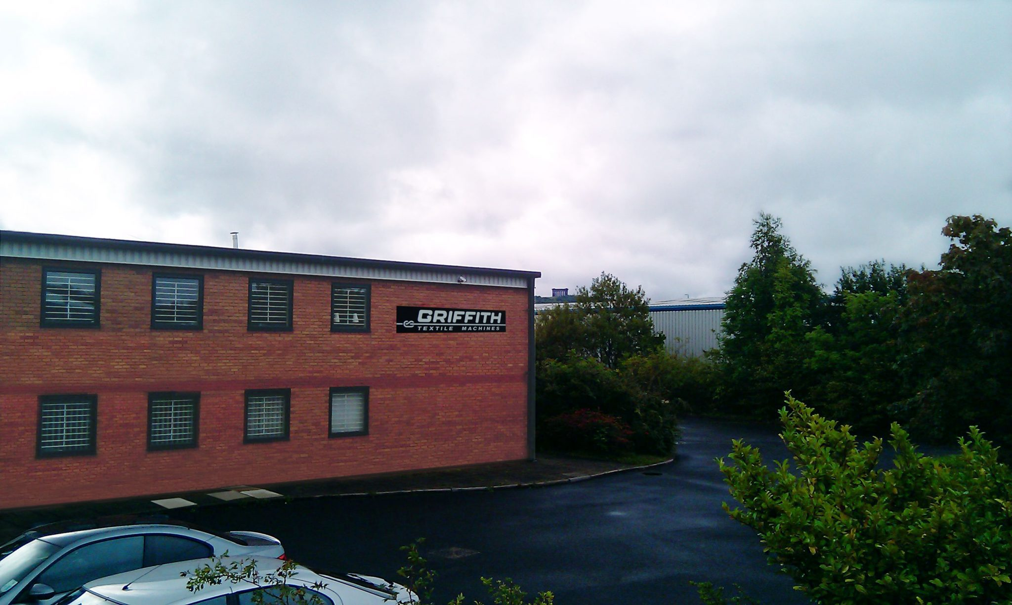 Ulster Carpets Purchases Griffith Textile Machines News