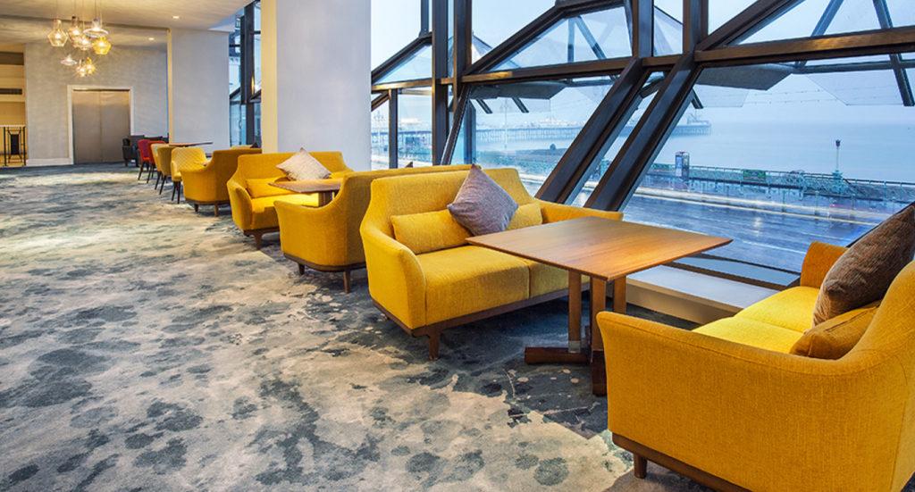 Brighton Waterfront Promenade Lounge