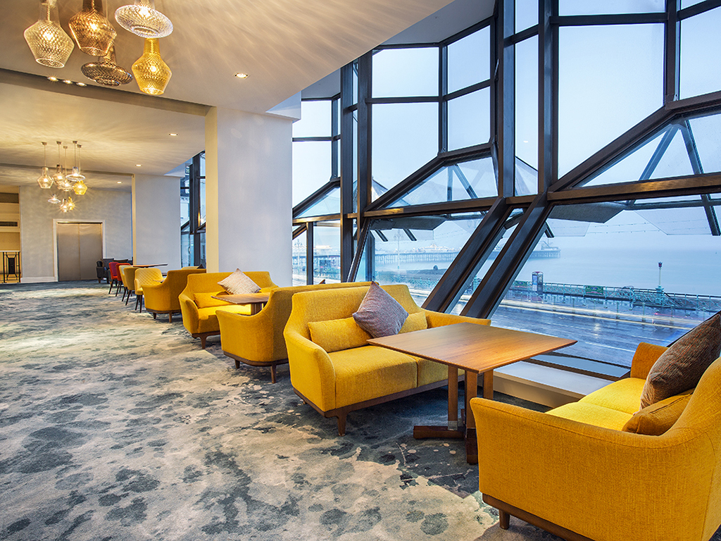 Brighton Waterfront Promenade Lounge