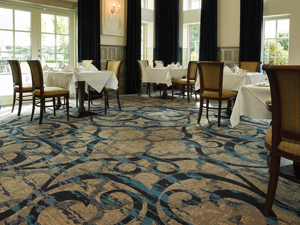 Lough Erne Resort Pre Function room